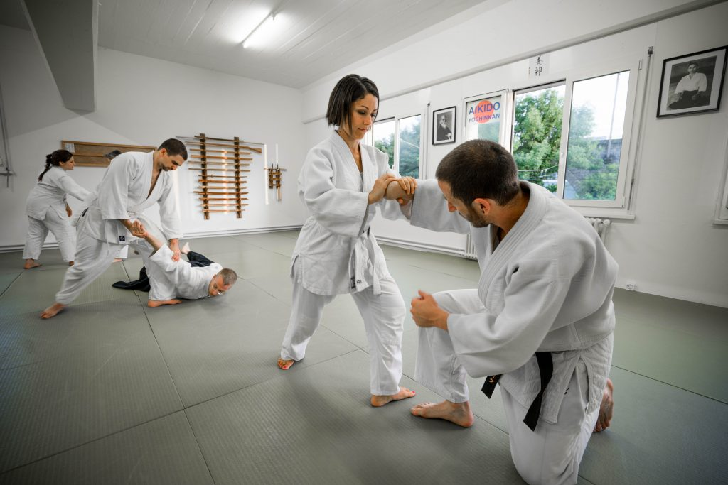 lausanne aikido ecole dolivo juku cours aikido