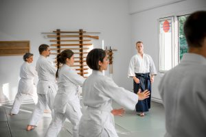lausanne aikido ecole dolivo juku cours entreprises