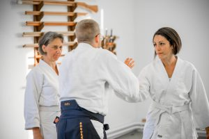 lausanne aikido dolivo juku cours stages