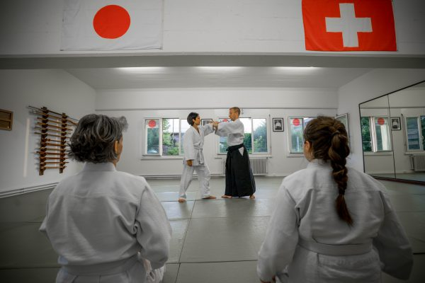 lausanne aikido ecole dolivo juku cours stage