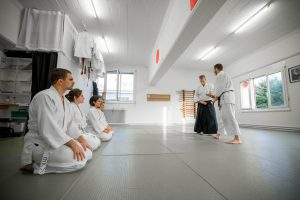 lausanne aikido ecole dolivo juku cours groupe